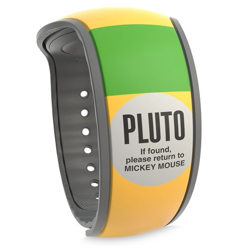 Pluto MagicBand 2 - Get Into Character