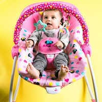 Image of Minnie Mouse Infant to Toddler Rocker by Bright Starts # 6