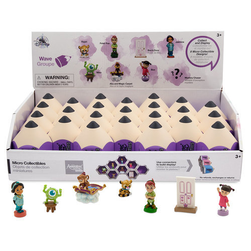 Disney Animators Collection Littles Mystery Micro Collectible Figure Tray Wave 3 Shopdisney