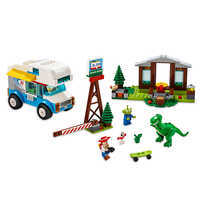 Image of Toy Story 4 RV Vacation Play Set by LEGO # 1