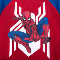 Image of Spider-Man Varsity Jacket for Boys # 4