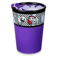 Jack Skellington, Sally, and Zero MXYZ Travel Mug