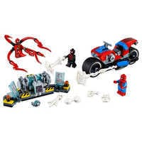 Image of Spider-Man Bike Rescue Playset by LEGO # 1