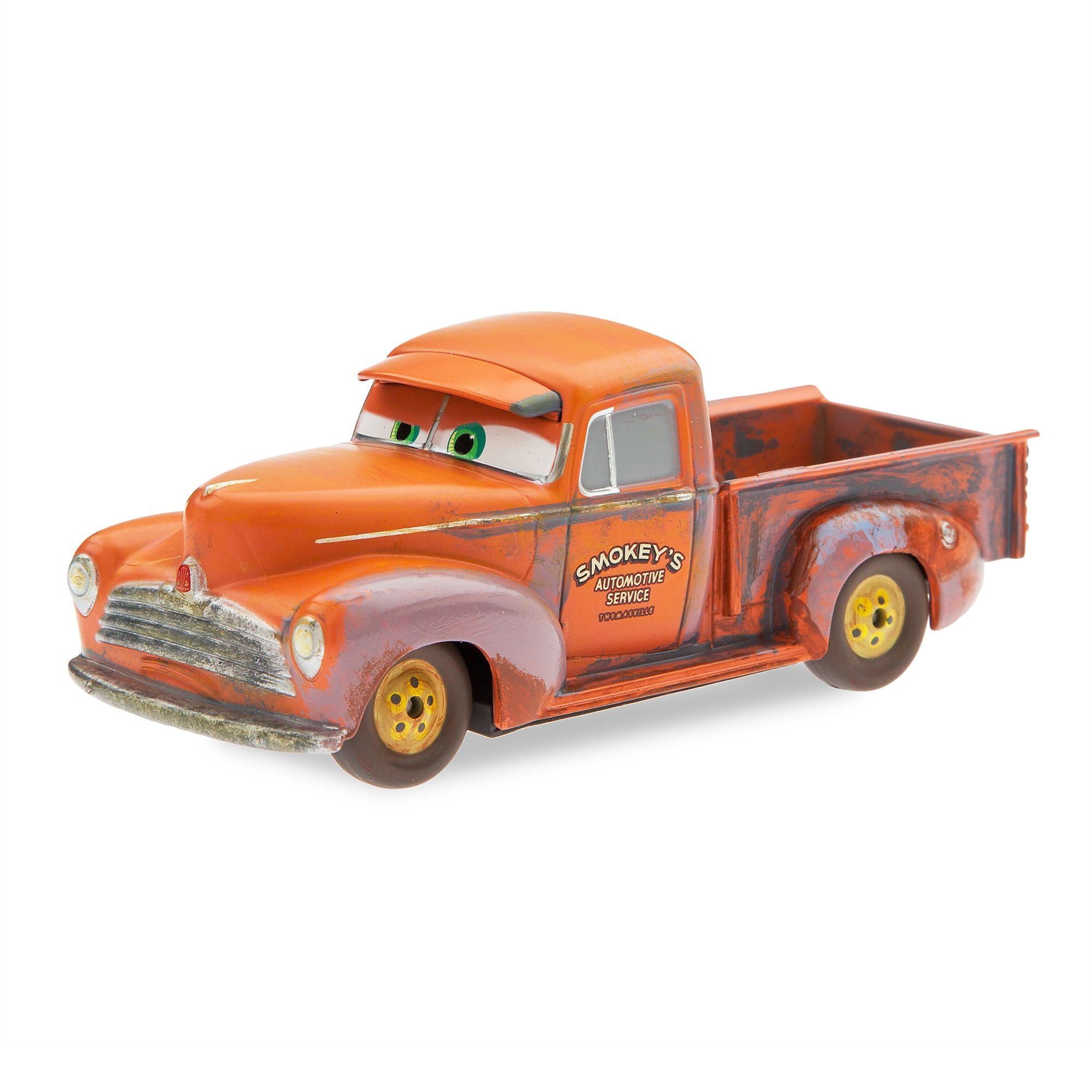 Smokey Die Cast Car - Chaser Series - Cars 3 - Limited Release
