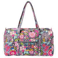 Image of Mickey Mouse and Friends Duffel Bag by Vera Bradley # 1