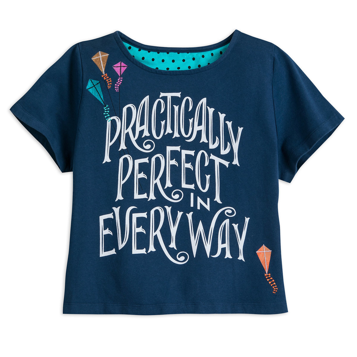9a2852198 Mary Poppins ''Practically Perfect'' Top for Women | shopDisney