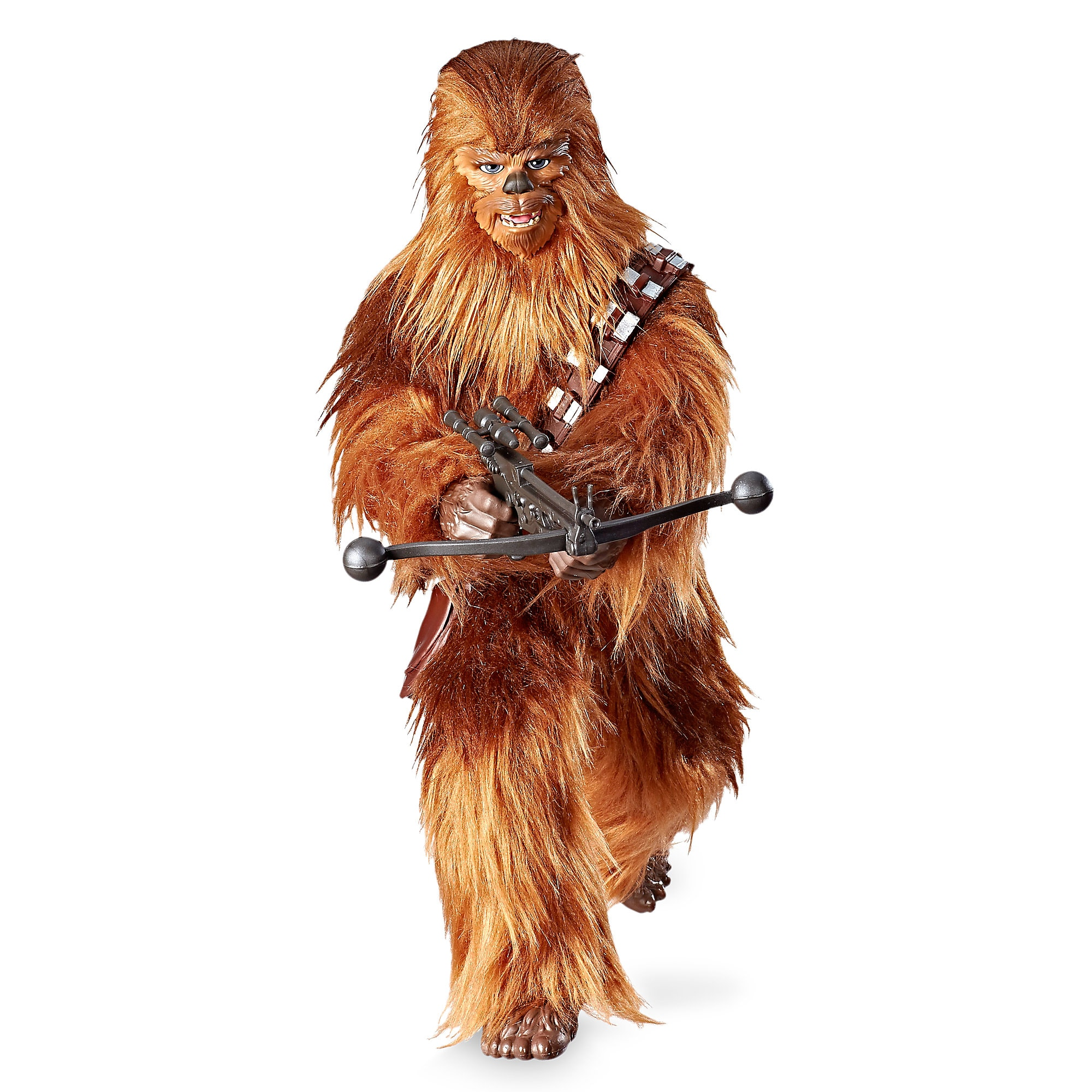 Chewbacca Roaring Adventure Figure - Star Wars: Forces of Destiny