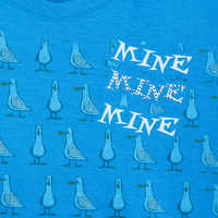 Image of Finding Nemo Seagulls ''Mine Mine Mine'' T-Shirt for Women # 2