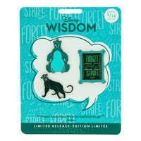 Image of Disney Wisdom Pin Set - The Jungle Book - March - Limited Release # 2