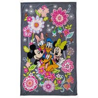 Image of Mickey Mouse and Friends Throw Blanket by Vera Bradley # 2