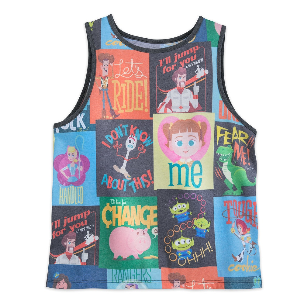 Toy Story 4 Tank Top for Women Official shopDisney