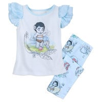 Image of Disney Animators' Collection Sleep Set for Girls # 1