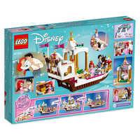 Image of Ariel's Royal Celebration Boat Playset by LEGO # 3