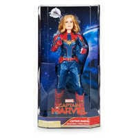 Image of Marvel's Captain Marvel Doll Special Edition - 10'' # 3
