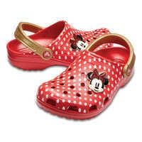 Image of Minnie Mouse Classic Clogs for Women by Crocs # 5