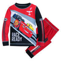 Image of Cars ''Race Ready'' PJ PALS for Boys # 1