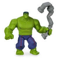 Image of Hulk Action Figure - Marvel Toybox # 1
