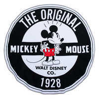 Image of Mickey Mouse Round Beach Towel - Oh My Disney # 1