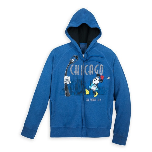 Minnie Mouse Hoodie for Women - Chicago