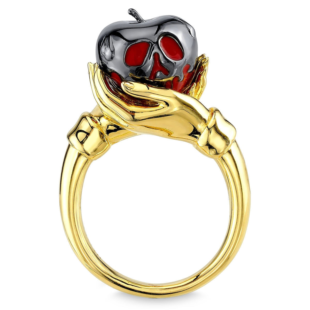 poison apple ring by rocklove snow white and the seven dwarfs