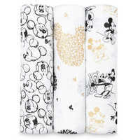 Image of Mickey Mouse Swaddle Set for Baby by aden + anais® # 1