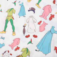 Image of Peter Pan Paper Doll T-Shirt for Adults by Cakeworthy # 6