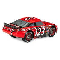 Image of Todd ''The Shockster'' Marcus Pull 'N' Race Die Cast Car - Cars # 2