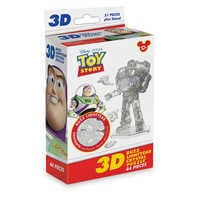 Image of Buzz Lightyear and Aliens 3D Crystal Puzzle Set by BePuzzled # 3