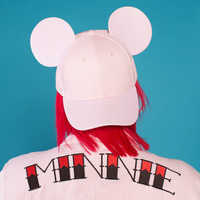 Image of Mickey Mouse Ears Baseball Cap for Adults by Cakeworthy # 4