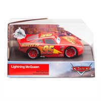 Image of Lightning McQueen Die Cast Car # 3