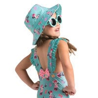 Image of Minnie Mouse and Figaro Swimsuit for Girls # 6