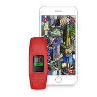 Image of Spider-Man Garmin vivofit jr. 2 Activity Tracker for Kids with Adjustable Band - Red # 4