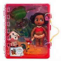Image of Disney Animators' Collection Moana Mini Doll Playset # 3
