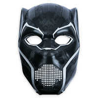 Image of Black Panther Light-Up Costume for Kids # 5