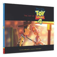 Image of The Art of Toy Story 4 Book # 1