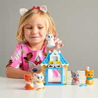 Image of Aristocats Family Pack Playset - Disney Furrytale friends # 4