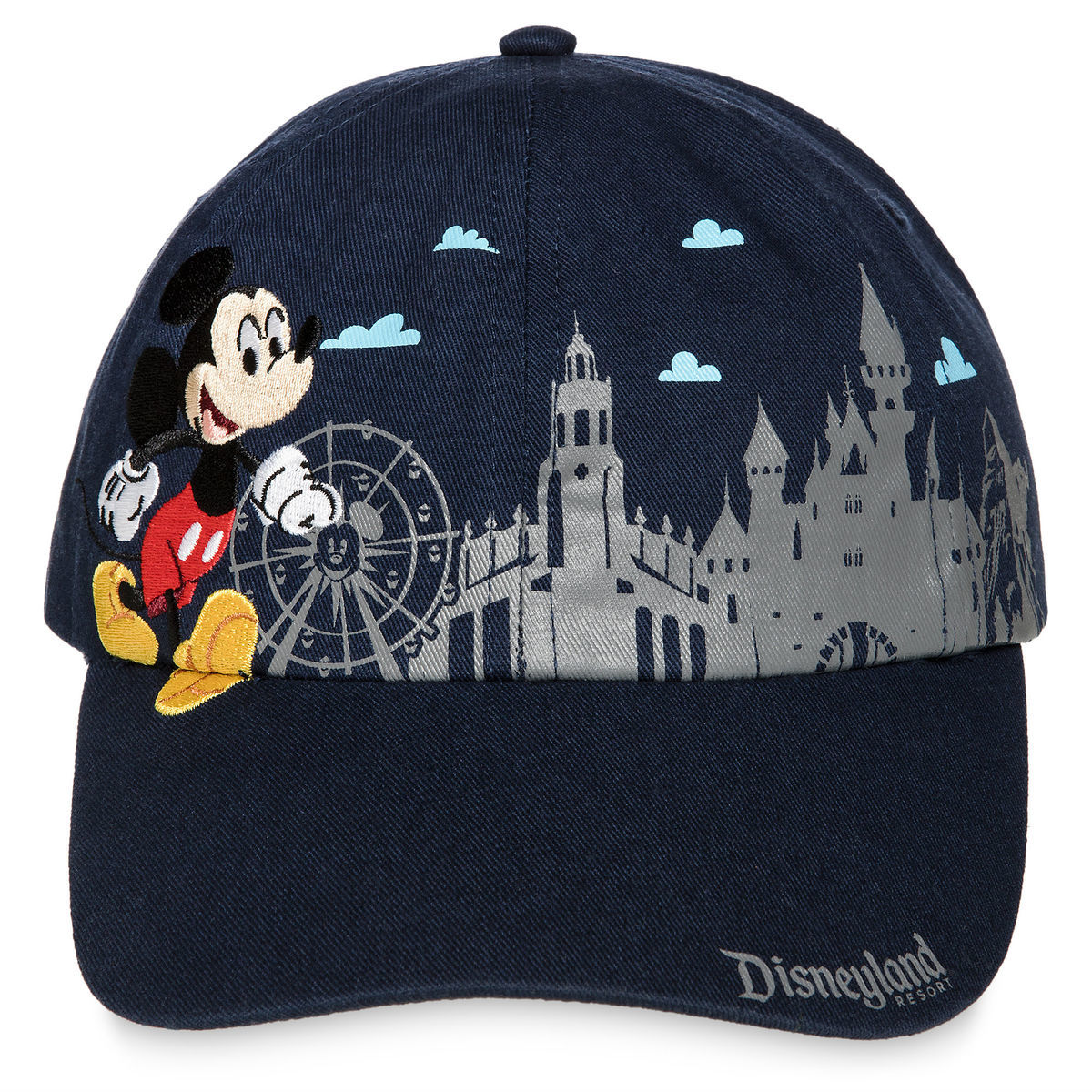 Product Image of Mickey Mouse Baseball Cap for Kids - Disneyland 2019   1 a8987abebc4