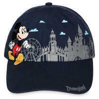 Image of Mickey Mouse Baseball Cap for Kids - Disneyland 2019 # 1