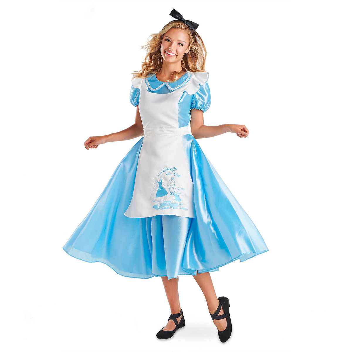 alice deluxe costume for adults by disguise shopdisney