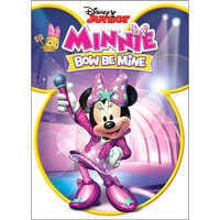 Image of Minnie's Happy Helpers: Bow Be Mine DVD # 1