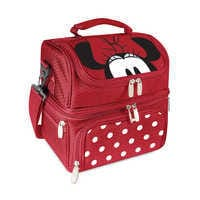 Image of Minnie Mouse Lunch Box with Utensils # 1
