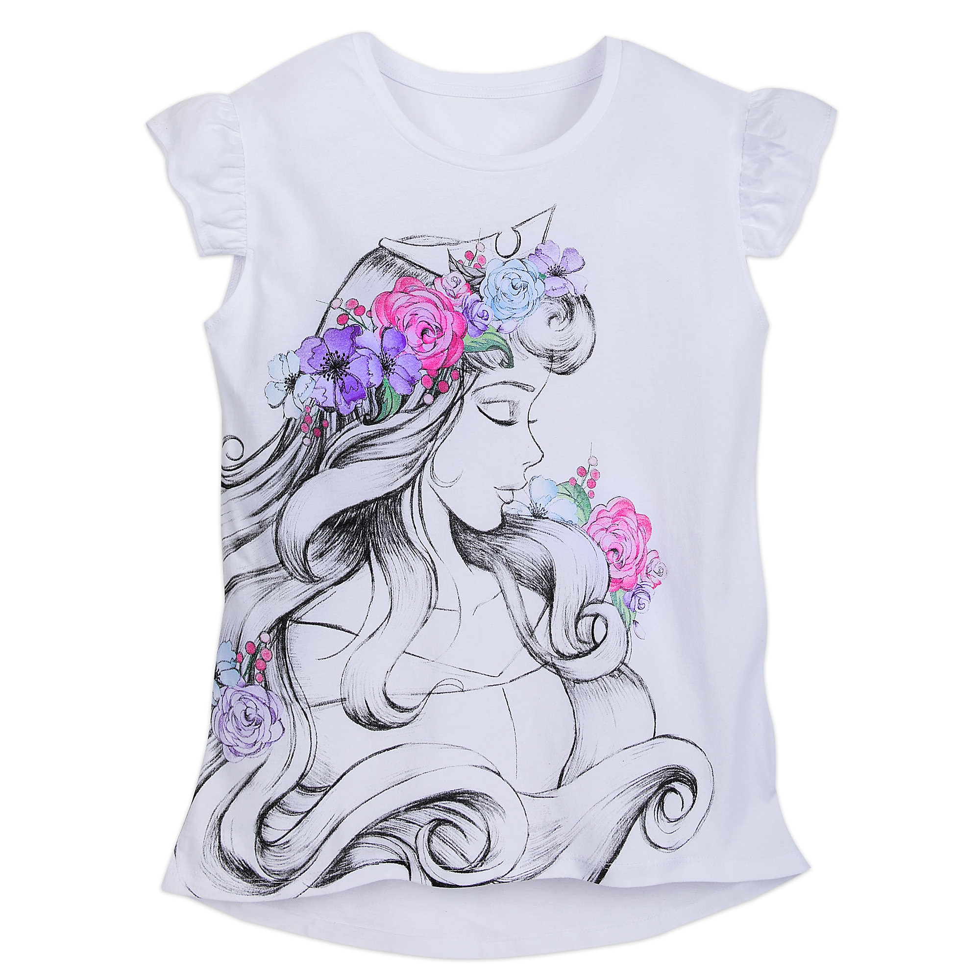 Aurora ''Awakened by a Kiss'' Fashion Top for Women by Disney Boutique
