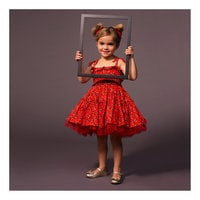 Image of Minnie Mouse Petti Dress - Tutu Couture - Girls # 2