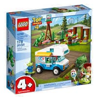 Image of Toy Story 4 RV Vacation Play Set by LEGO # 2