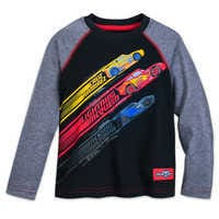 Image of Cars Raglan Shirt for Kids # 1
