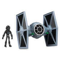 Image of TIE Fighter Play Set - Star Wars Toybox # 1
