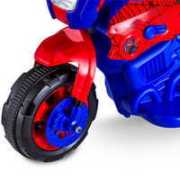 Image of Spider-Man Electric Ride-On Trike # 6