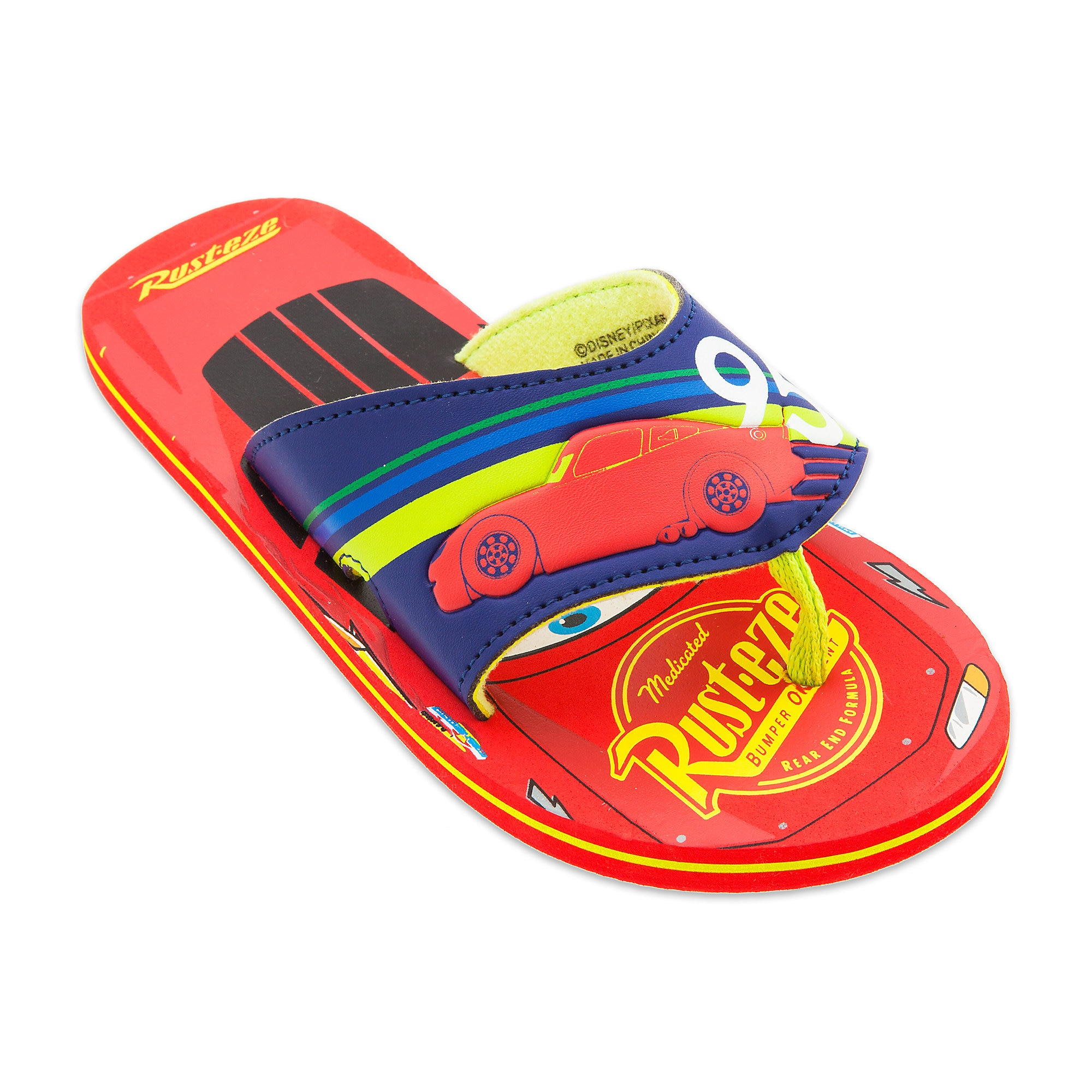 4828ef9c61ef Lightning McQueen Sandals for Kids