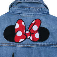 Image of Minnie Mouse Club Denim Jacket for Women # 5