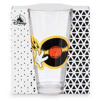Image of Mickey Mouse ''DJ'' Drinking Glass # 2